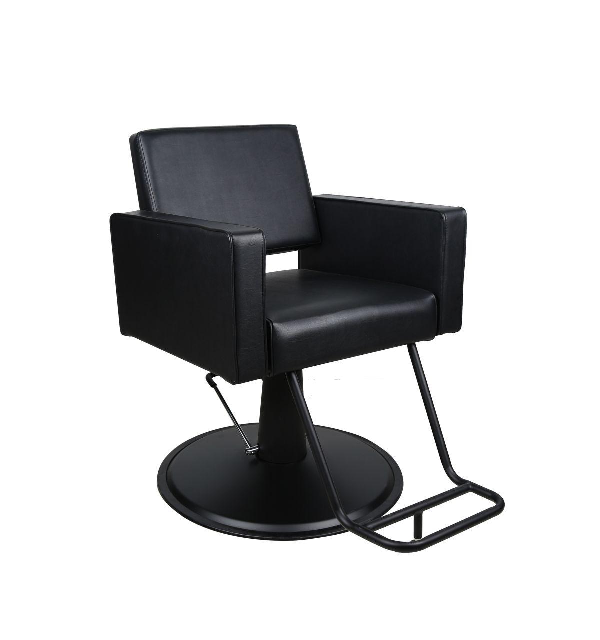 BLACK fodrász szék